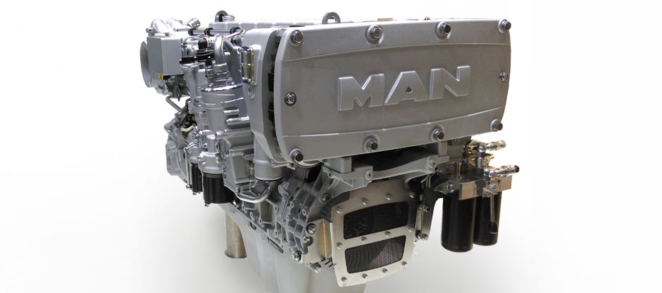 MAN High Speed diesel engines